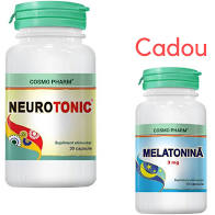 Neurotonic + Melatonină