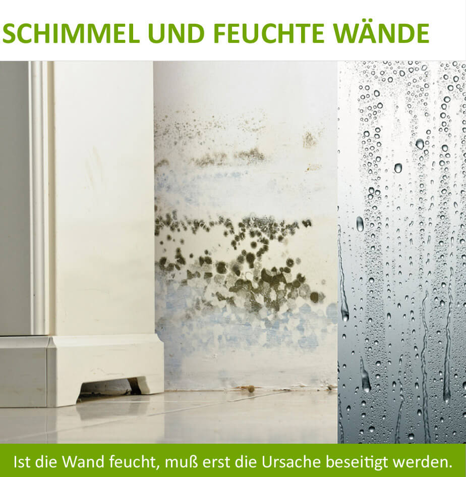Emejing Was Tun Bei Schimmel An Der Wand Pictures - Home Design 2018