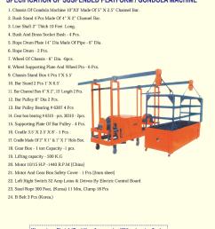 suspended platform gondola machine 7 [ 1200 x 1381 Pixel ]