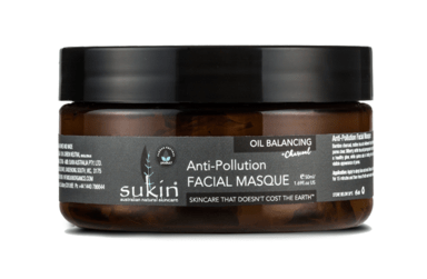 SUKIN Charcoal Facial Masque | Maseczka SUKIN