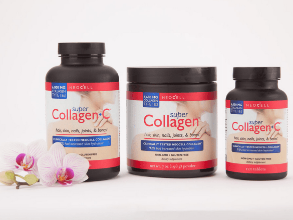 Collagen and NeoCell #1 collagen brand