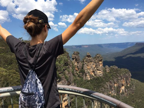 Blue Mountains (Three Sisters)