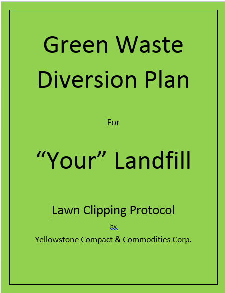 Green Waste Diversion Plan
