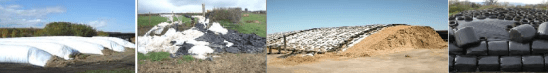 recycle silage plastic