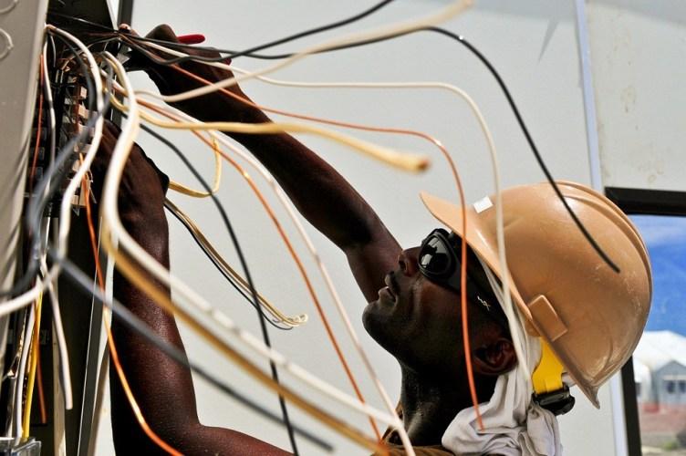 Le métier d'électricien