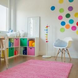 Réussir à créer un espace d'épanouissement pour la chambre enfant