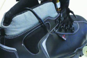 La sécurité au travail : chaussure de sécurité