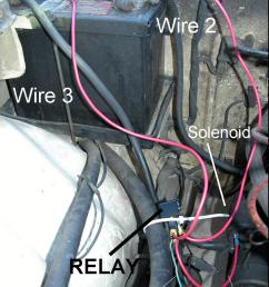 addition of a relay to a 240z starter systemrelay jpg 206621 bytes  [ 962 x 1285 Pixel ]