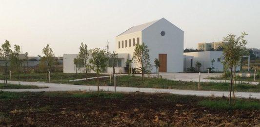 Il primo monastero ecosostenibile: costruito in legno