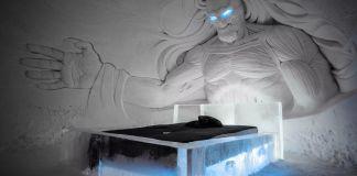 Ice Hotel, apre il primo albergo a tema Game of Thrones/Il Trono di Spade [VIDEO]