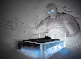 Ice Hotel, apre il primo albergo a tema Game of Thrones/Il Trono di Spade [VIDEO]