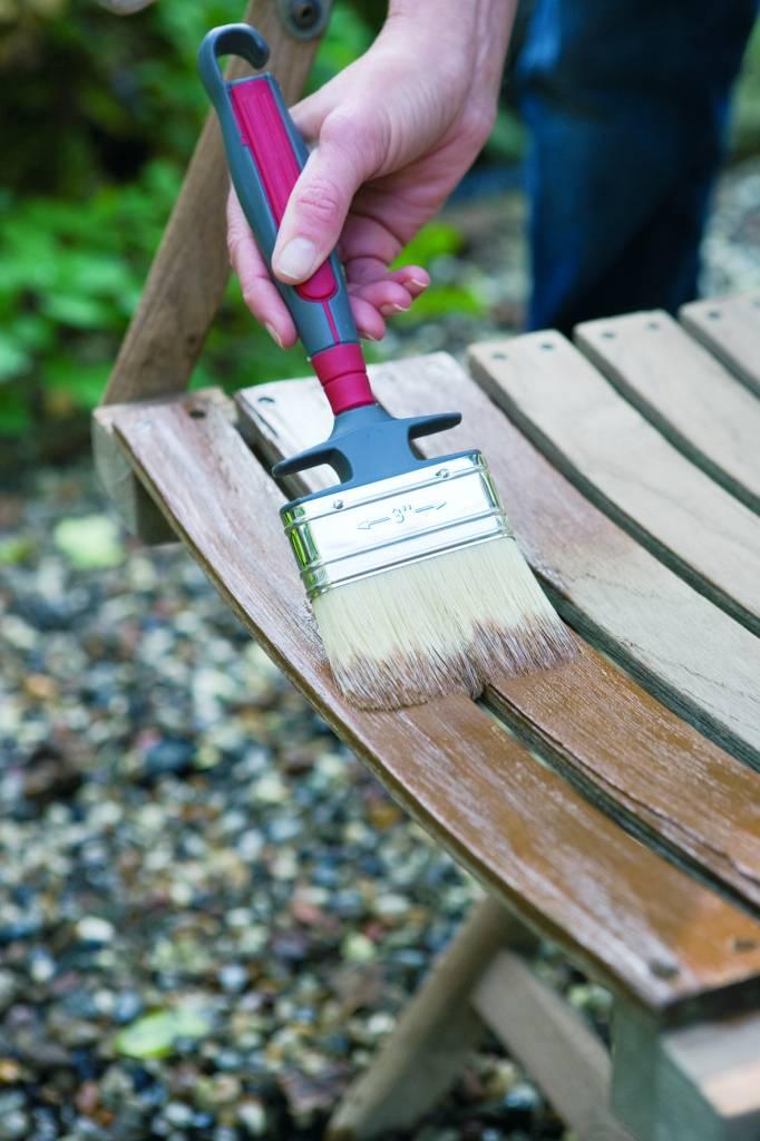 pengganti cat kayu