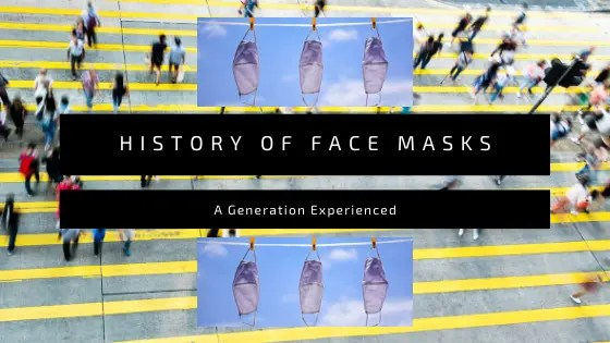 The History Of Face Masks