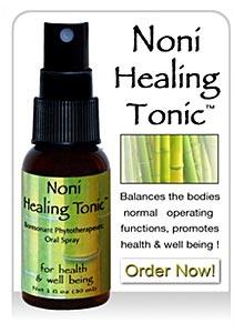 Noni Healing Tonic