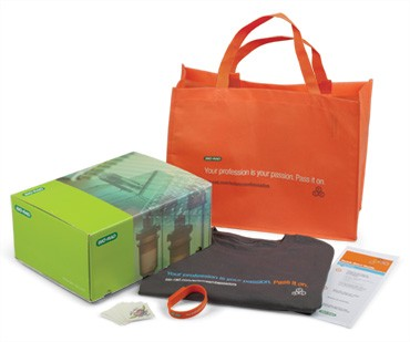 Bio-Rad Science Ambassador kit image
