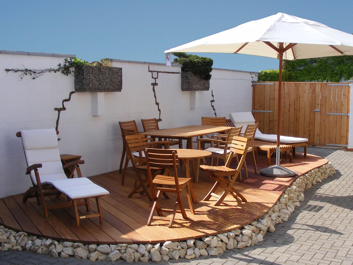 teakholz gartenmobel renovieren » terrassenholz, Gartenmöbel