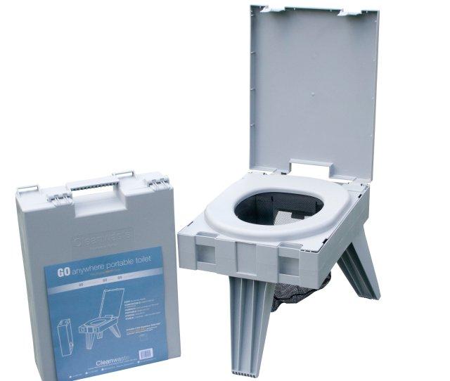 Go Anywhere Portable Toilet The Pett Toilet
