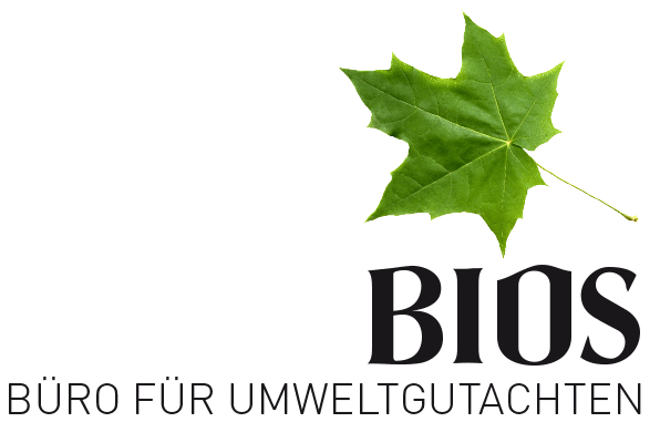 Logo BIOS rechtsbündig