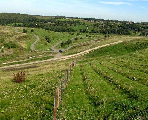 Vortrag - Vom Uranbergbau zurück zur Natur Landschaftsgestaltung und Naturschutz im Ronneburger Land