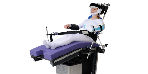 chair with arm table s shaped orthopedic