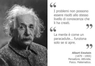 Albert Einstein - Biosicurezza