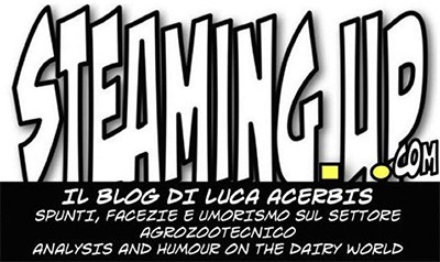 Blog Steaming Up