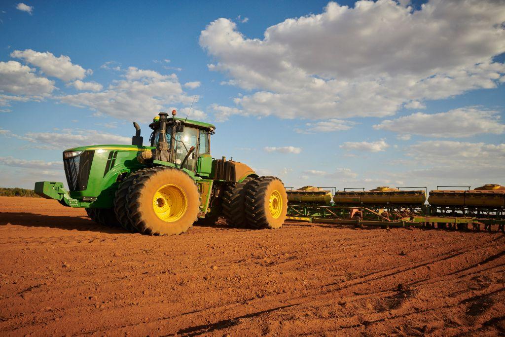 A Roncador aumentou 41 vezes o volume de alimentos produzidos na mesma área.