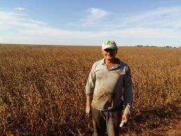 Agricultor Ildo Luís dal Solto - Maracaju/MS.