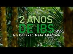 2 Anos de IBS no Conexão Mata Atlântica – vídeo compacto