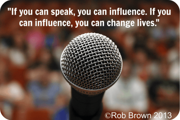 Motivation & Speaking