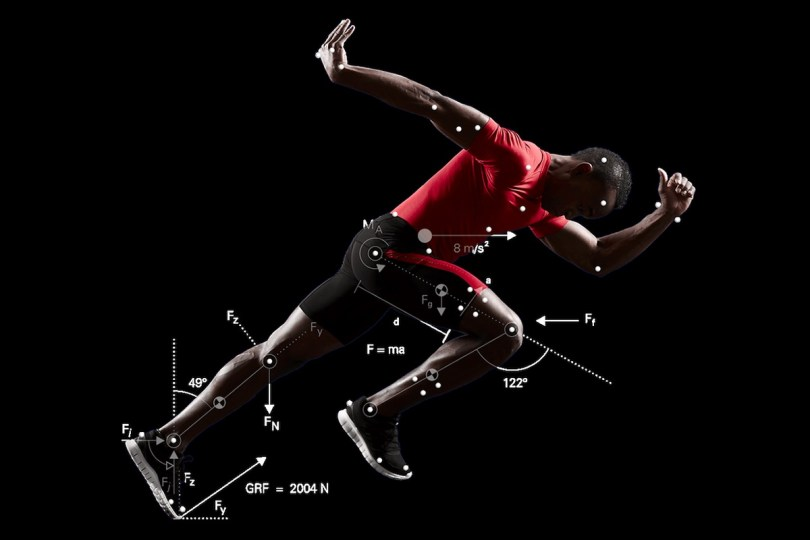 Assessment of the human body in motion