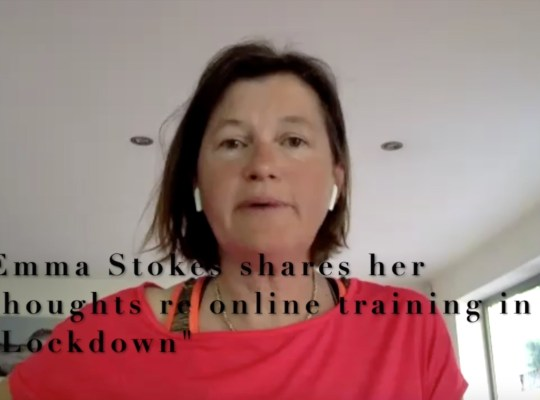 Online training gives a totally different offering, no time driving, parking, changing. You are straight out of life at home and into your exercise.