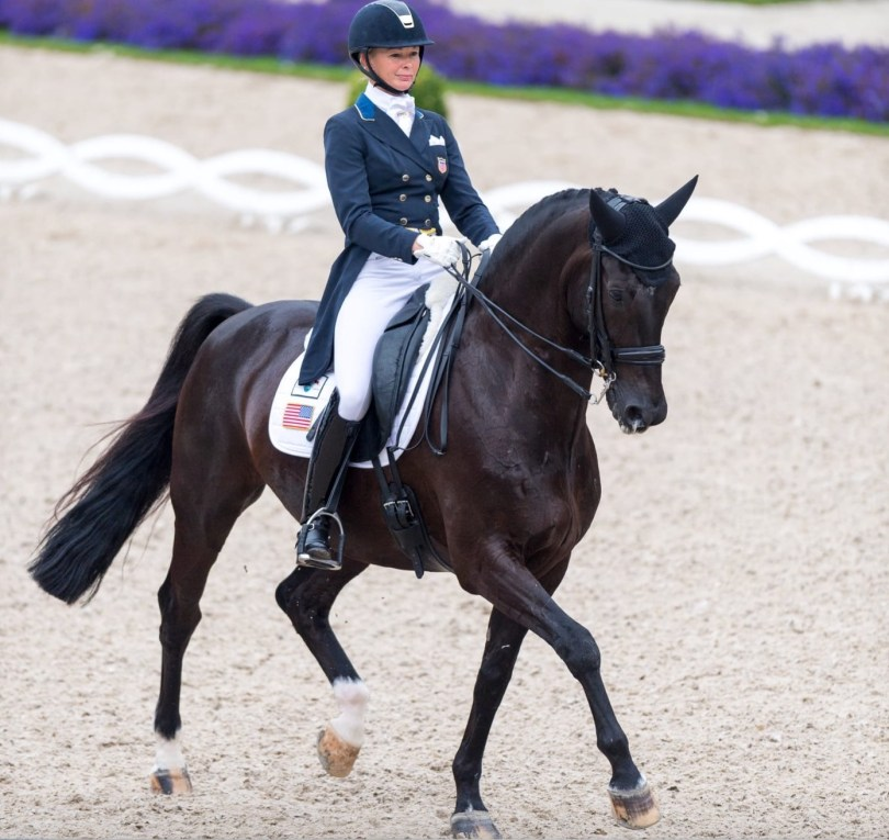 Straightness training for dressage, eventing and jumping in equestrian sports by Katherine Bateson Chandler