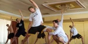 Yoga in the NBA