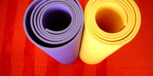 Finding the Perfect Yoga Mat