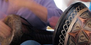 The Biological Benefits of Drumming