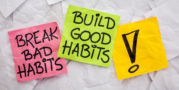 Top Habits of Healthy, Happy, Productive People