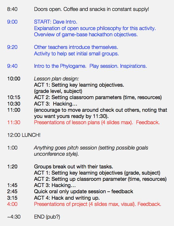 hackathonschedule