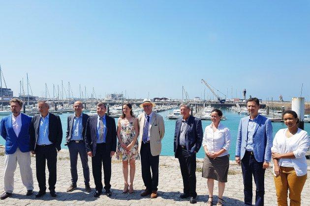 Amélioration de la qualité environnementale des ports normands