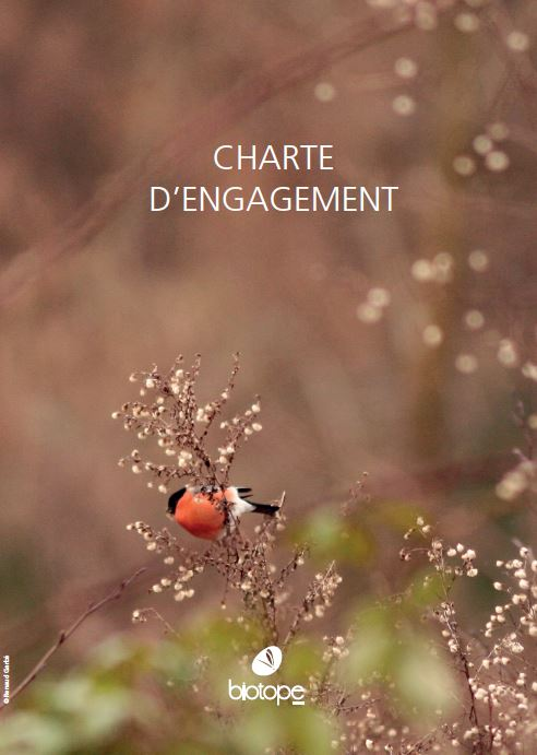 biotope signe sa propre charte d u0026 39 engagement