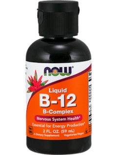 B-Complex overmethylation NOW Supplements