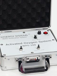 synergy wps 100 ozone generator