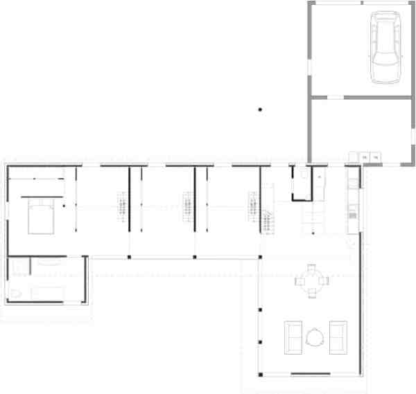 Villa Noé - Plan