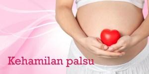 kehamilan palsu