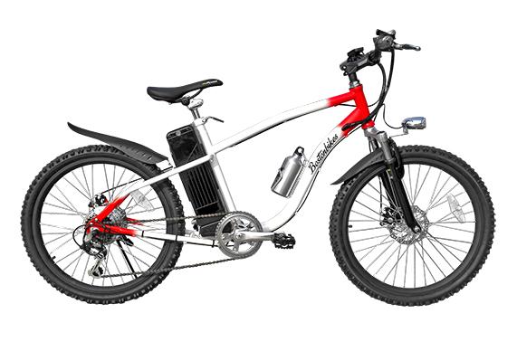 Bicicleta eléctrica Bostonbikes Everest 24\\