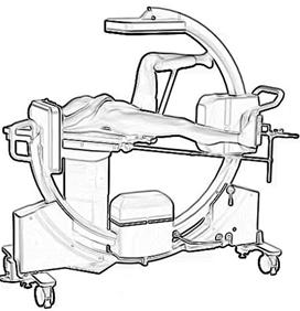 BIPLANAR Dual View Surgical Imaging