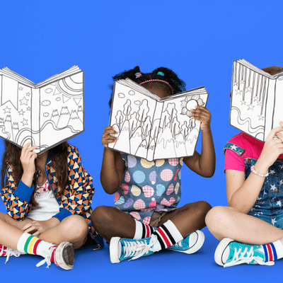 Reading with Children 0-5: Everything you Need to Know