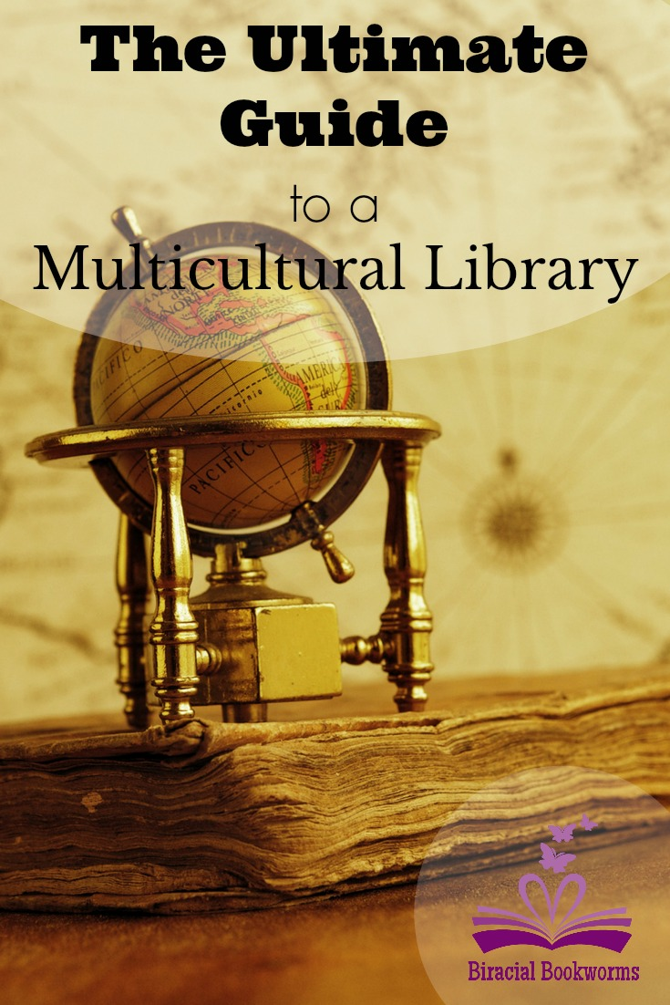 The Ultimate Guide to a Multicultural Library will help you find diverse books for your home and classroom to teach literacy as well as multiculturalism.