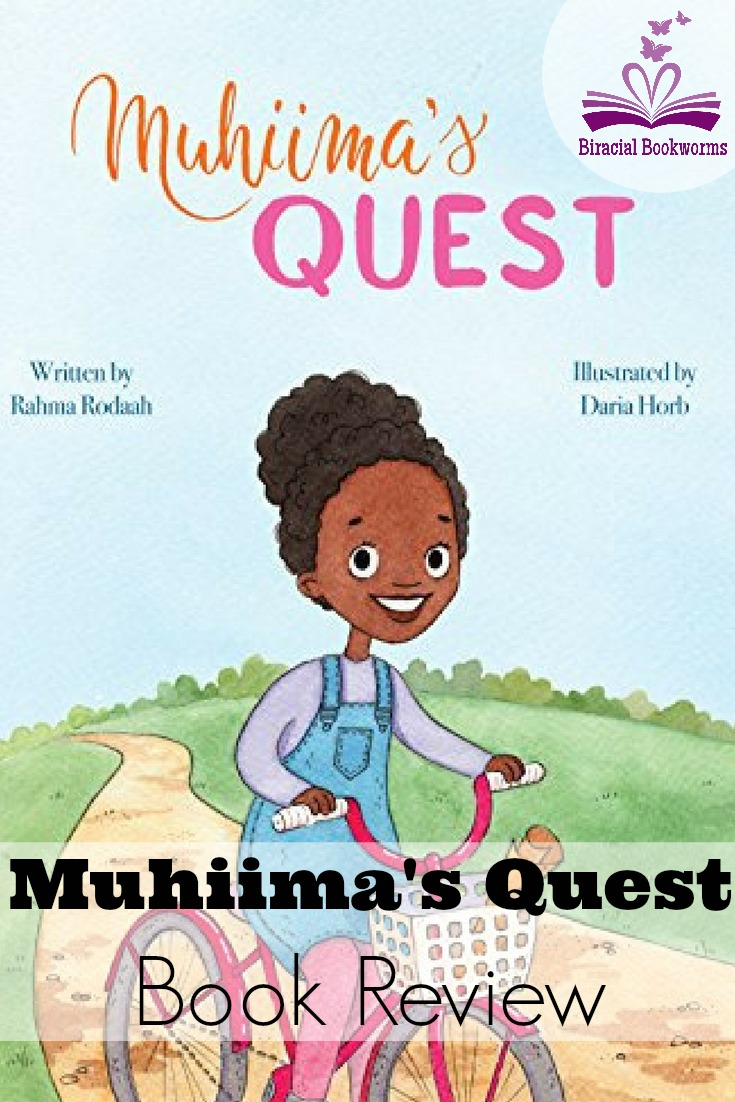 Book Review: Muhiima's Quest is a story of a Muslim young girl taking an adventure to celebrate her birthday. This multicultural picture book is a great addition to any diverse bookshelf to teach reading strategies as well the themes of inclusion, heritage, faith, and rites of passage for a more inclusive and multicultural classroom environment.