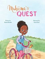 Book Review: Muhiima's Quest is a story of a Muslim young girl taking an adventure to celebrate her birthday. This multicultural book is a great addition to any diverse bookshelf to teach reading strategies as well the themes of inclusion, heritage, faith, and rites of passage.